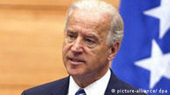 Joe Biden u Sarajevu 19. 5. 2009.