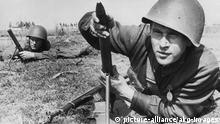 Zweiter Weltkrieg - Leningrader Front 1942