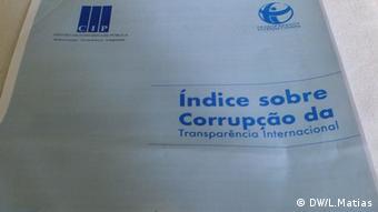Mozambik, Maputo, Zentrum für öffentliche Integrität