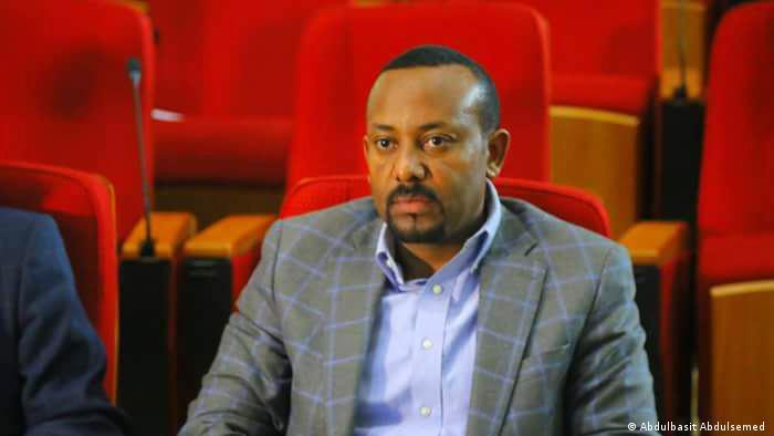 Äthiopien Abiy Ahmed OPDO