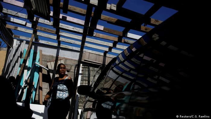 Puerto Rico - Kritische Wohnungssituation nach Hurrikan Maria (Reuters/C.G. Rawlins)