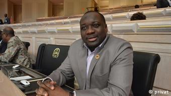 Angola Rafael Savimbi, Sohn von Jonas Savimbi
