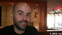 El cineasta Martín Rodríguez Redondo, que estrenó su primer largometraje, Marilyn, en la sección Panorama de la Berlinale.