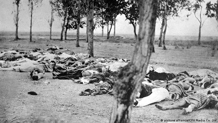 قتل عام ارامنه در جریان جنگ جهانی اول به عنوان نخستین نسلکشی مدرن، سازماندهی شده و سیستماتیک شناخته شده است