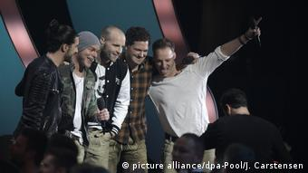 voXXclub performs at the ESC German national final
