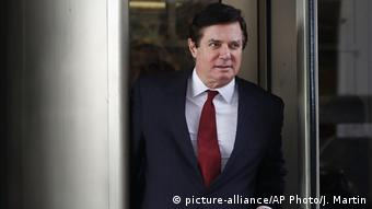 Paul Manafort (picture-alliance/AP Photo/J. Martin)