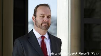 Rick Gates (picture-alliance/AP Photo/S. Walsh)