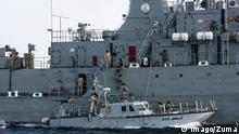 Iran Schiff der Marine