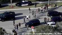 USA High School Shooting Florida