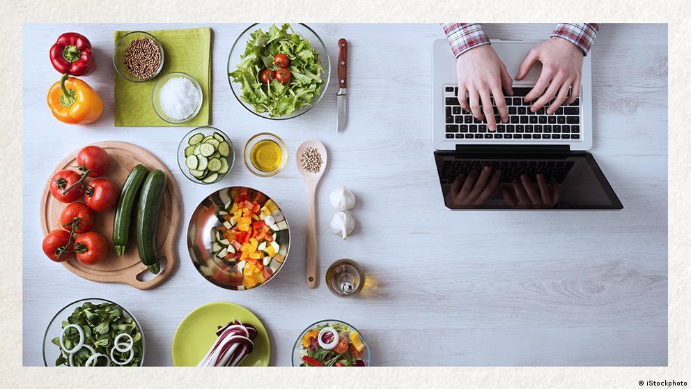 Deutschkurse | Wortschatz | BFS | WBS_Foto_vegetarisch