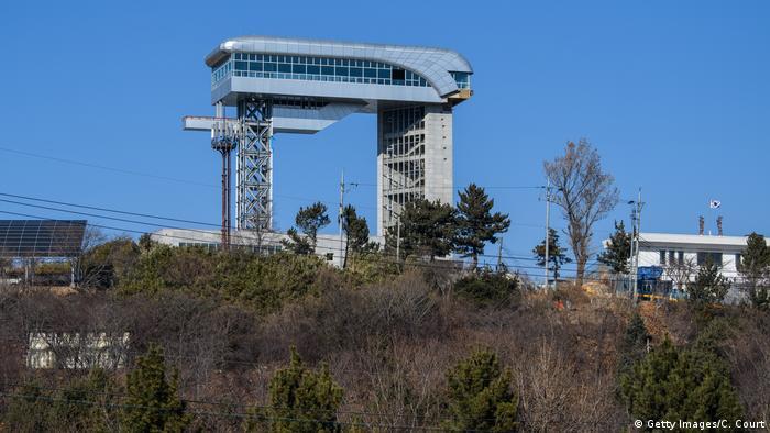 Korea Demilitarisierte Zone DMZ (Getty Images/C. Court)