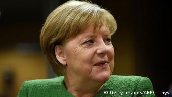 Mέρκελ: Η Γερμανία είναι διατεθειμένη να αυξήσει τη συνεισφορά της