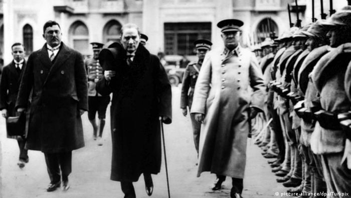Mustafa Kemal Pascha Atatürk
