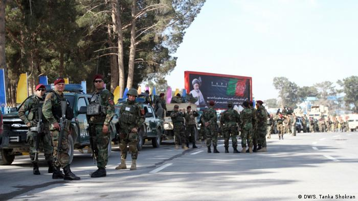 Afghanistan - TAPI - Pipelineprojekt in Herat (DW/S. Tanka Shokran)