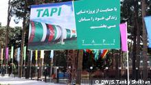 Afghanistan - TAPI - Pipelineprojekt in Herat