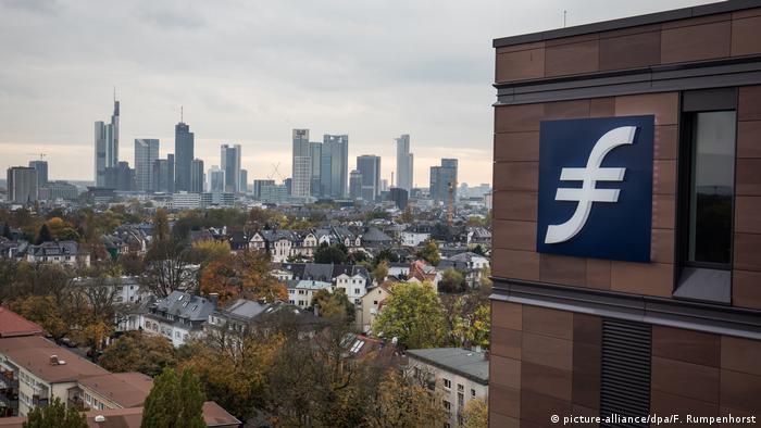 Wirtschaftsuniversität Frankfurt (picture-alliance/dpa/F. Rumpenhorst)