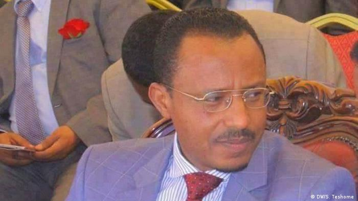 Lema Megerssa (DW/S. Teshome )