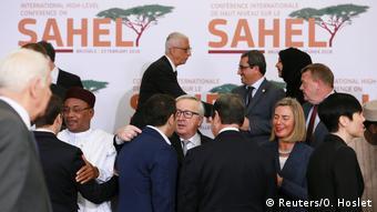 Belgien Geberkonferenz G5 Sahel (Reuters/O. Hoslet)