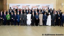 Jean-Claude Juncker Conference on the Sahel