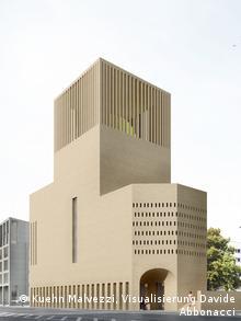 Projekt House of one in Berlin - Gertraudenstraße