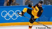 Pyeongchang 2018 Eishockey Kanada Deutschland Jubel
