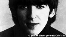 George Harrison, 1964 (picture alliance/Everett Collection)