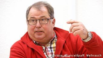 Deutschland Essener Tafel | Jörg Sartor, Vorsitzender