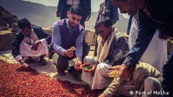 Jemen Kaffee Port of Mokha
