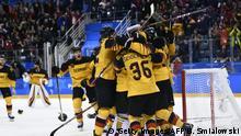 Olympische Winterspiele 2018 in Südkorea | Eishockey Kanada vs. Deutschland