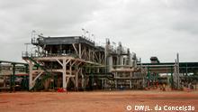Mosambik Sasol Fabrik