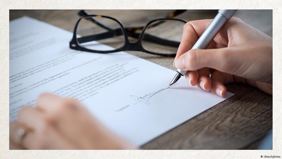 Deutschkurse | Wortschatz | BFS | WBS_Foto_Unterschrift