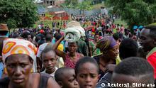 Ruanda Kiziba Flüchtlingslager