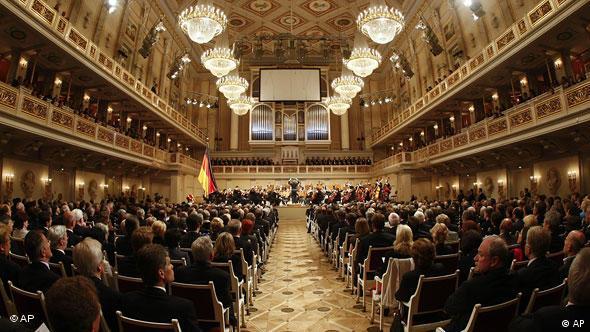 Staatsakt Zum 60 Jhrigen Bestehen Der Bundesrepublik Deutschland