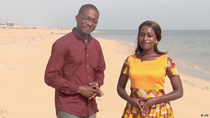 DW eco@africa - Sharon Momanyi und Nneota Egbe