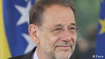 Javier Solana, EU foreign policy chief