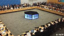 FATF Treffen 2018 Sitzung