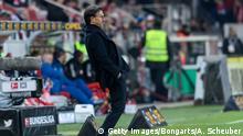 Fußball Bundesliga 1. FSV Mainz 05 - VfL Wolfsburg