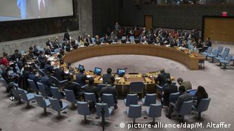 USA Sondersitzung UN-Sicherheitsrat zu Ost-Ghuta