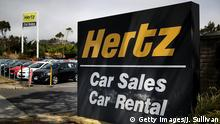 Hertz Autovermieter (Getty Images/J. Sullivan)