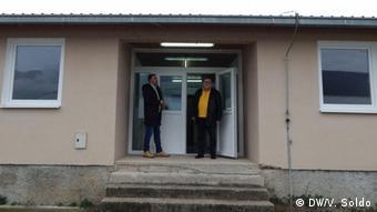 Bosnien und Herzegowina   Aufnahmezentrum für aus der EU abgeschobene Bosnier   Mitarbeiter