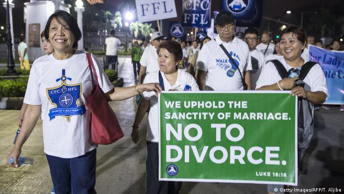 Philippinen | Walk-for-Life-Proteste in Manila