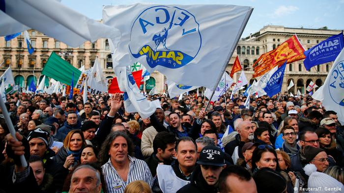 Italy braces for anti-fascist and far-right protests