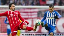 Bundesliga - FC Bayern vs Hertha