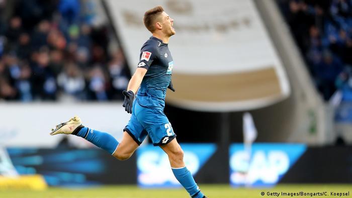 Fußball Bundesliga TSG Hoffenheim gegen SC Freiburg 24. Spieltag (Getty Images/Bongarts/C. Koepsel)