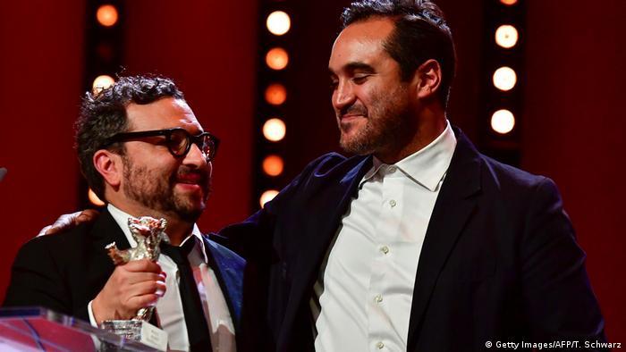 Manuel Alcalá e Alonso Ruizpalacios