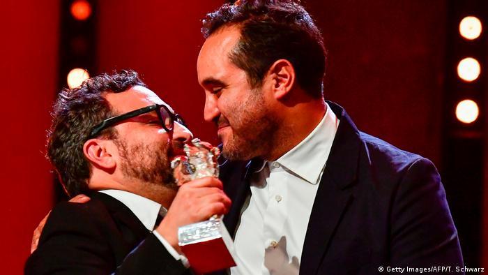 Manuel Alcalá and Alonso Ruizpalacios (Getty Images/AFP/T. Schwarz)