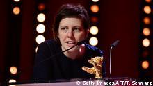 68. Berlinale   Preisträger Adina Pintilie - Goldener Bär für den Besten Film