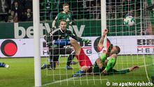 Werder Bremen vs Hamburger (Imago/Nordphoto)