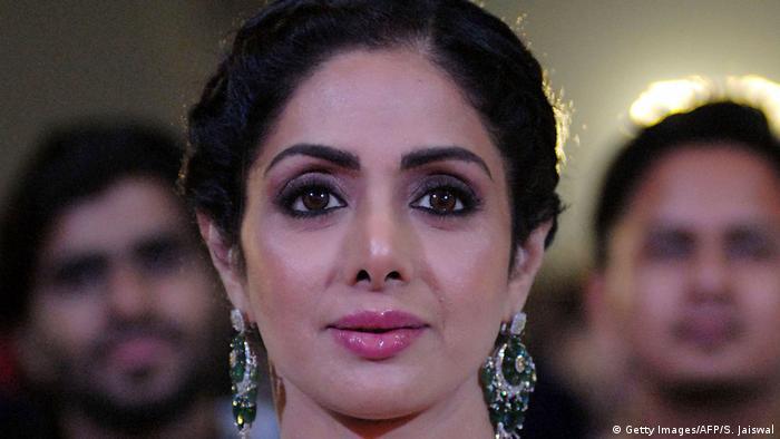 سریدیوی کاپور، ستاره سینمای بالیوود