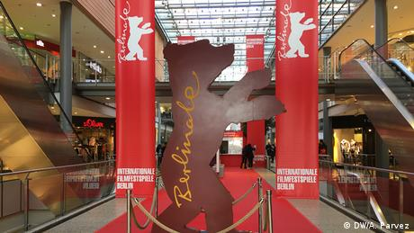 Deutschland Berlinale 2018 in Berlin (DW/A. Parvez)